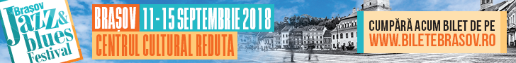 Brasov Jazz & Blue Festival 2018