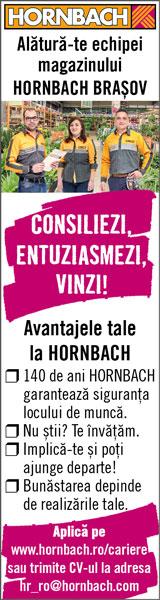 Hornbach - Alatura-te echipei!