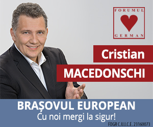 Cristian Macedonschi - Forumul German