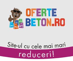 OferteBeton.ro - site de reduceri
