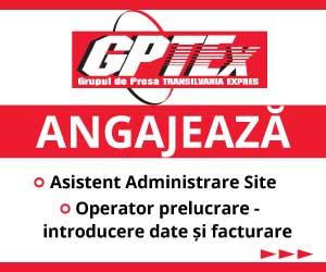 GPTEx Angajeaza