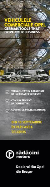 Opel Radacini Brasov