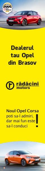 Radacini Motors - Noul Opel Corsa