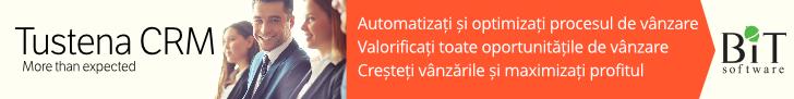 Tustena CRM - Solutii Software Romania