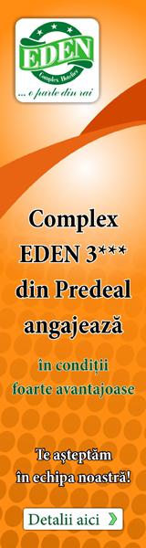 Restaurant Complex Eden Predeal