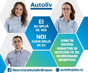 Recrutare Autoliv Brasov